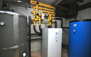 Instalador aerotermia o geotermia con placas y paneles solares fotovoltaicos en Castilla y León, Valladolid, Segovia, Palencia, Ávila
