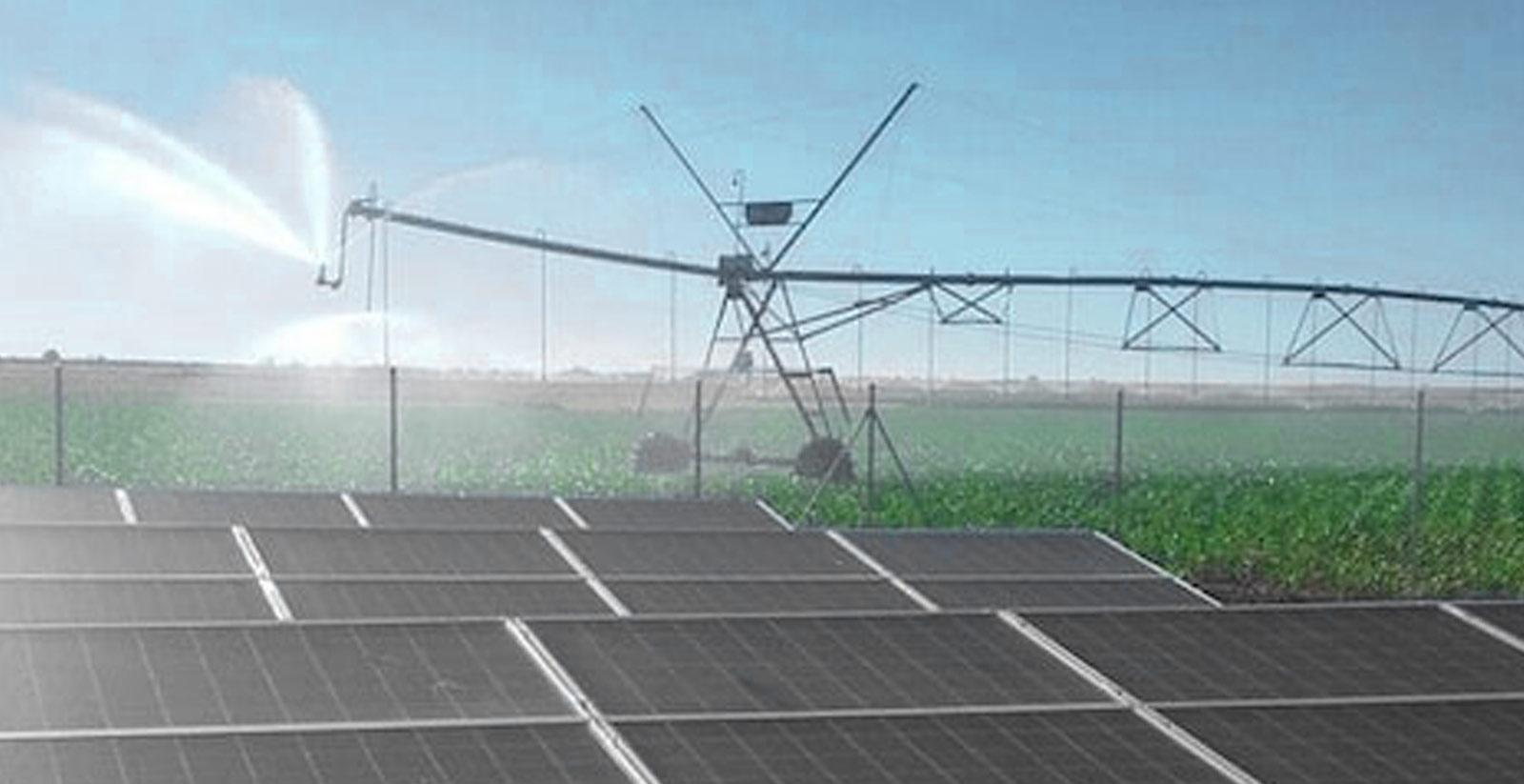 Riego solar y Bombeo solar en Valladolid y Segovia para pivot de regadío