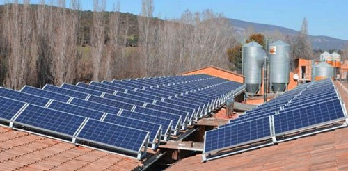 Instalador montador paneles con placas solares fotovoltaicas baratas en Valladolid, Segovia, Palencia, Ávila