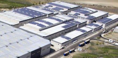 Instalador placas solares fotovoltaicas en Segovia para nave de ganadería