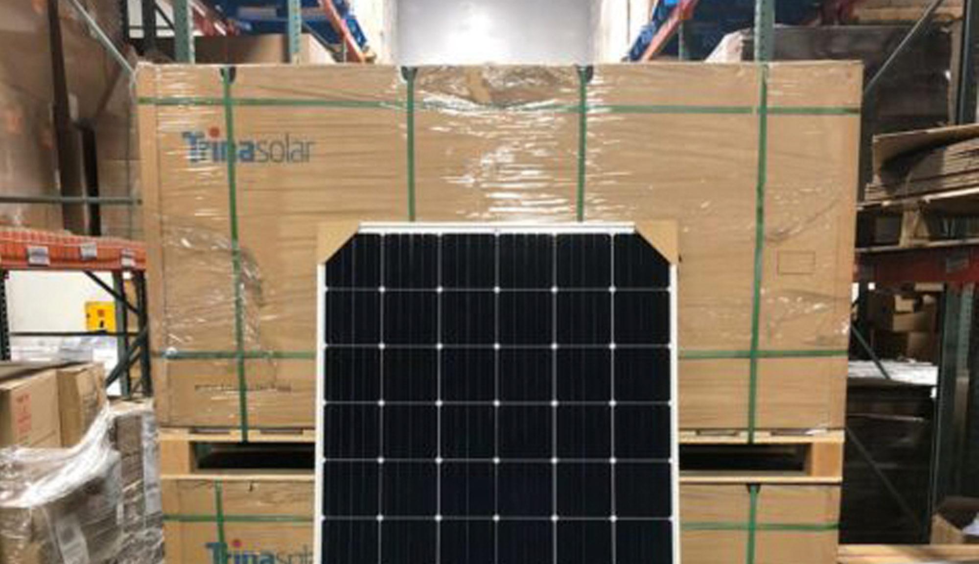 Venta almacen distribuidor paneles solares instalador kit solar Valladolid Segovia Ávila